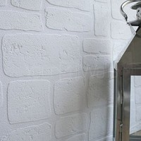 A S Creations Stone Brick White 2040-42