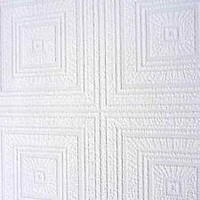 A S Creations Squares White 6640-13