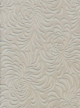 superfresco textured leaf ivory