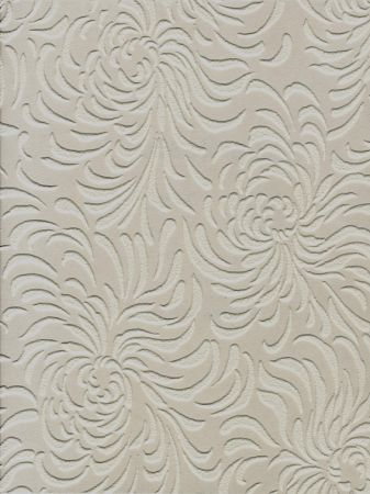 Super Fresco Chrysanthemum White 16940