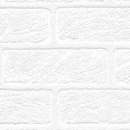 graham and brown super fresco paintables white brick