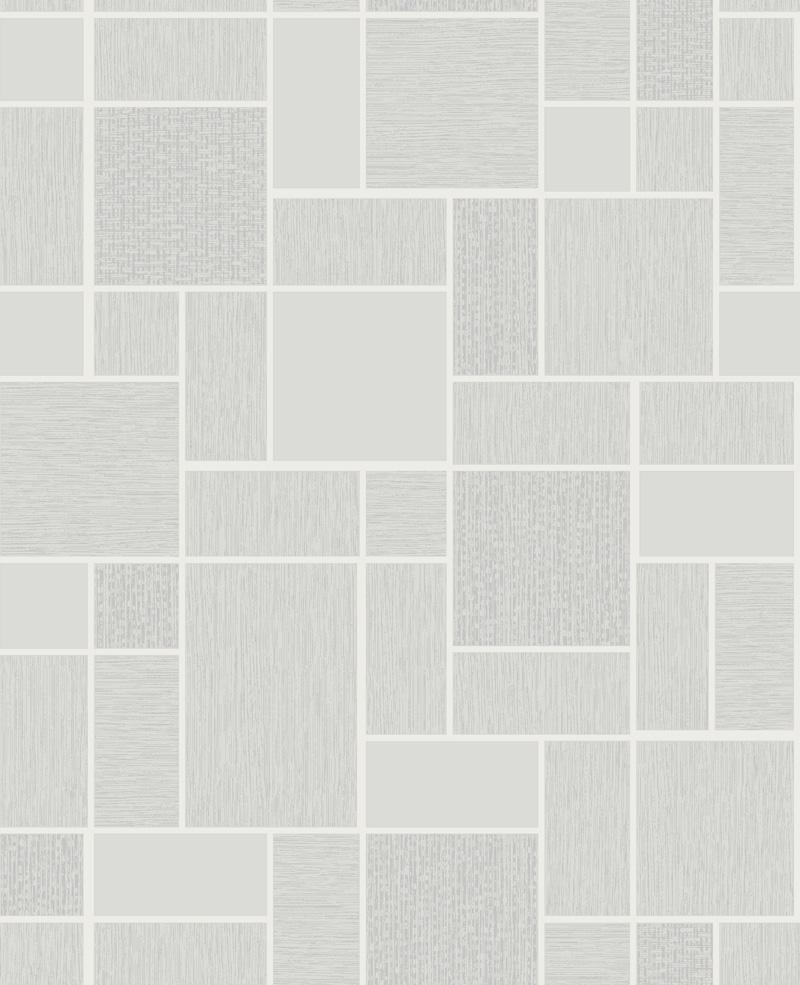 Holden decor glitter tile wallpaper sparkly kitchen for Tiling on a roll kitchen wallpaper