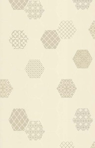 Holden Decor Moroccan Tile Beige 89263