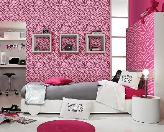 pink animal print backgrounds. Beautiful Pink Leopard Print