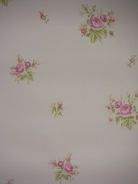 Dolly Mixtures Chintz Rose Pale Pink 268040
