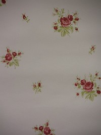 Dolly Mixtures Chintz Rose Ruby 268071