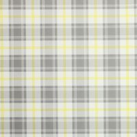 Lutece Tartan Grey Yellow 51138002