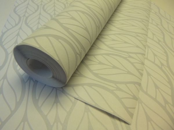 Textured Thick Vinyl Charcoal Cord Wallpaper Paste The Wall 96012-5