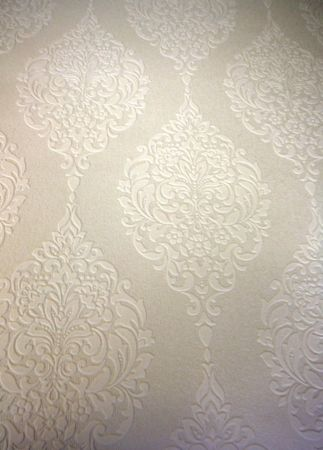 Graham and brown super fresco paintables felicity damask for Wallpaper direct