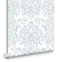 Super Fresco Empress Damask Teal 103266