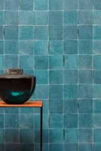 Nubia Tile On A Roll Teal NU19152