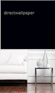 Plain Black Wallpaper 20002